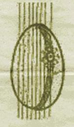 Disegno originale di Carlos Castaneda: l'Uovo Luminoso, il Punto d'Assemblaggio e le Fibre Luminose